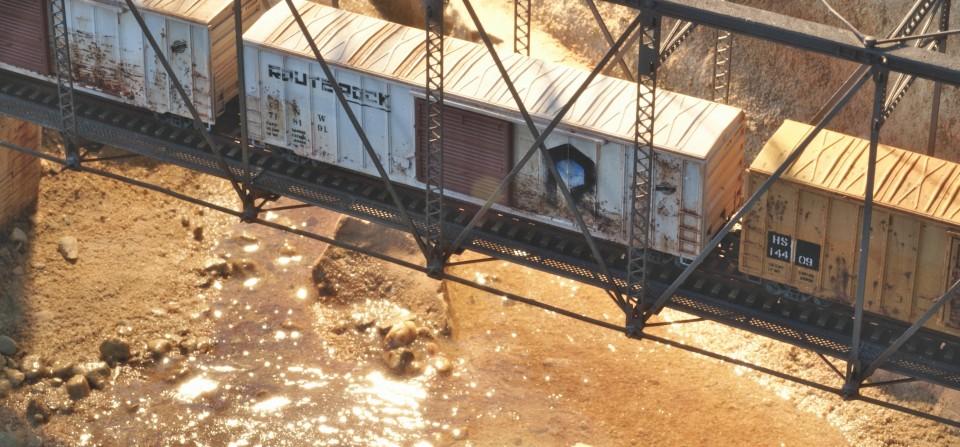 Z Scale Bridge